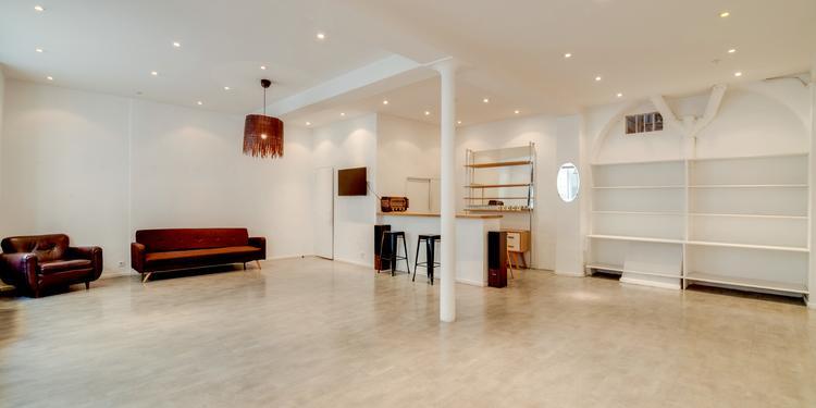 La Galerie Connan, Salle de location Paris Marais  #0