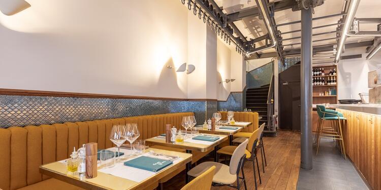 Damigiana, Restaurant Paris Les Halles #0