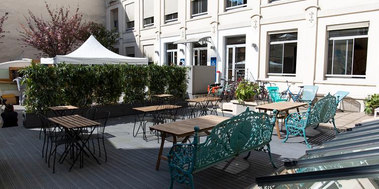FARLAB : La Terrasse, Salle de location Paris Folie-Méricourt #0