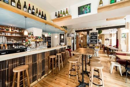 Au Max, Restaurant Paris Nation #0