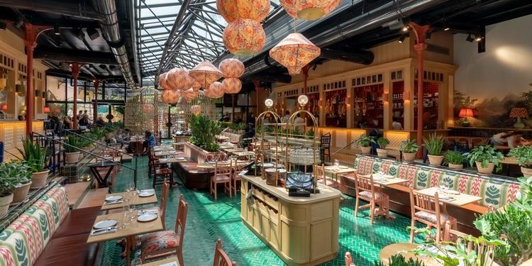 La Gare, Salle de location Paris La Muette #0