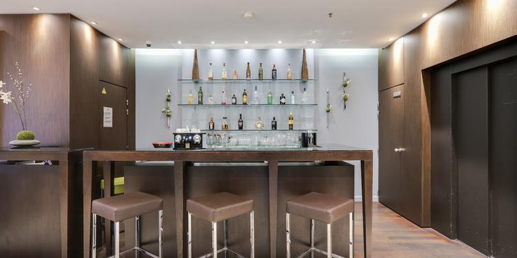 Bar Lounge de l'Hôtel Duo, Bar Paris Hôtel de Ville #0