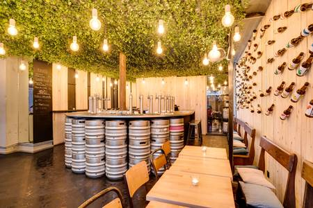 Le Bar Fondamental, Bar Paris Pigalle #0