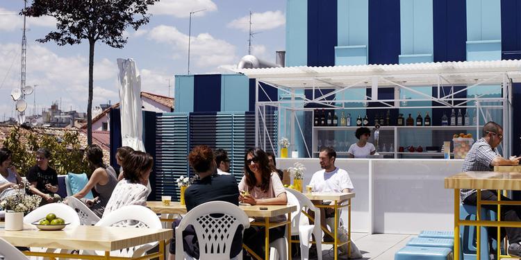 La Casa Encendida, Restaurante Madrid Lavapiés #0