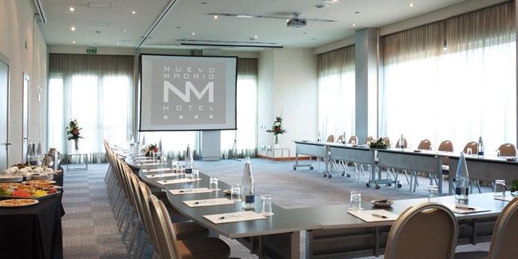 Nuevo Hotel Madrid, Sala de alquiler Madrid  #0