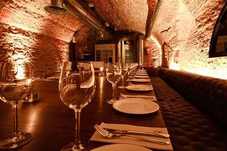 Lamucca de Prado, Restaurante Madrid  #0