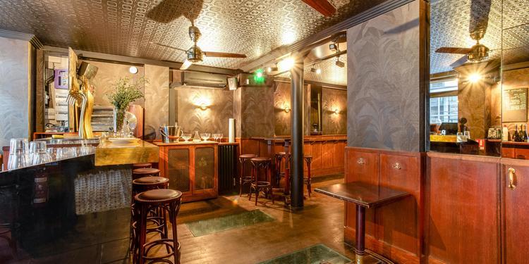 Joséphine, Bar Paris Belleville #0