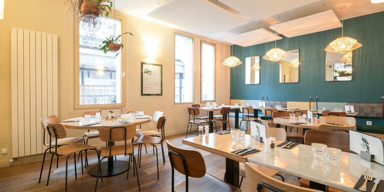 Le Vendredi, Restaurant Clichy Mairie de clichy #0