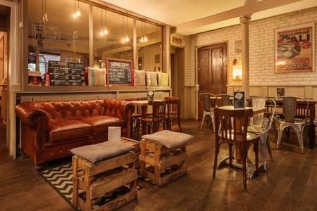 Le 49.3 (Bar), Bar Paris Charonne #0