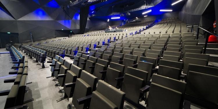 Le 13ème Art : La Grande Salle, Salle de location Paris Place d'Italie #0