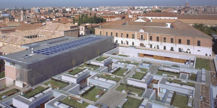 Parador Alcalá de Henares, Sala de alquiler Alcalá de Henares  #0