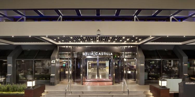 Meliá Castilla, Sala de alquiler Madrid  #0