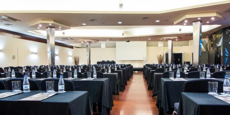 Ayre Gran Hotel Colón, Sala de alquiler Madrid  #0