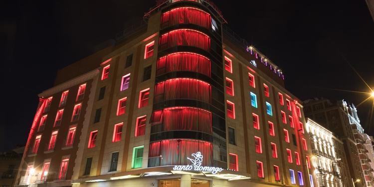 Hotel Santo Domingo, Sala de alquiler Madrid  #0