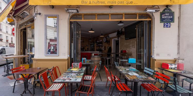 Le Grill Pain, Bar Paris Jules Joffrin #0