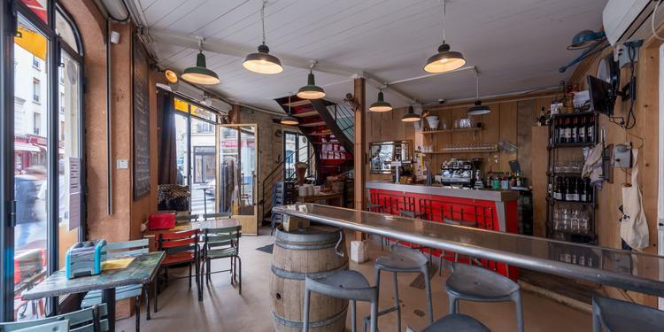 Le Grill Pain, Bar Paris Jules Joffrin #0