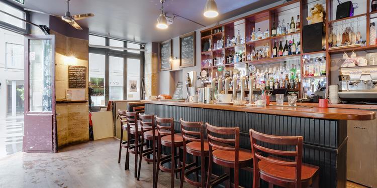 Rush bar, Bar Paris Richard Lenoir #0