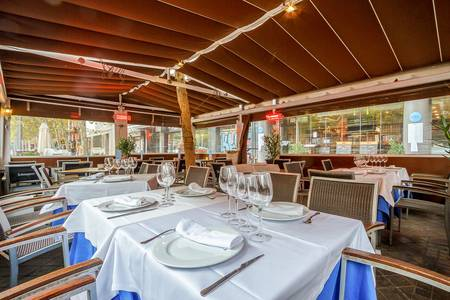Restaurante Compostela 57, Sala de alquiler Madrid Ciudad Lineal #0