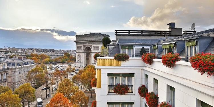Hôtel Napoléon***** : Salon La Pagerie, Salle de location Paris Champs-Elysées #0