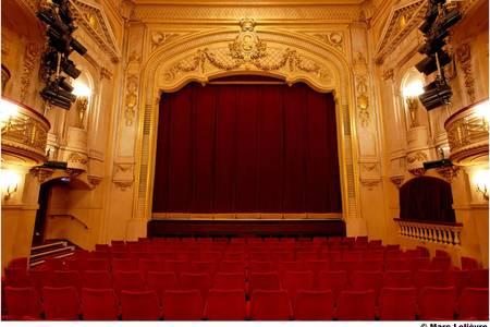 Le Frou-Frou: Théatre Edouard VII, Salle de location Paris Opéra #0