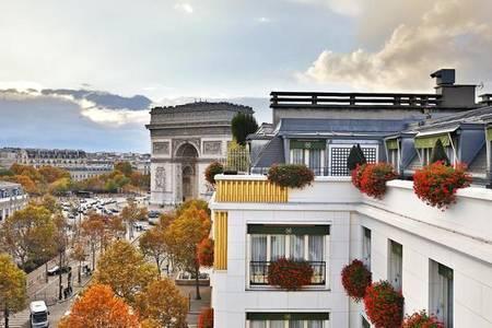 Hôtel Napoléon : Salon Caroline, Salle de location Paris Champs-Elysées #0
