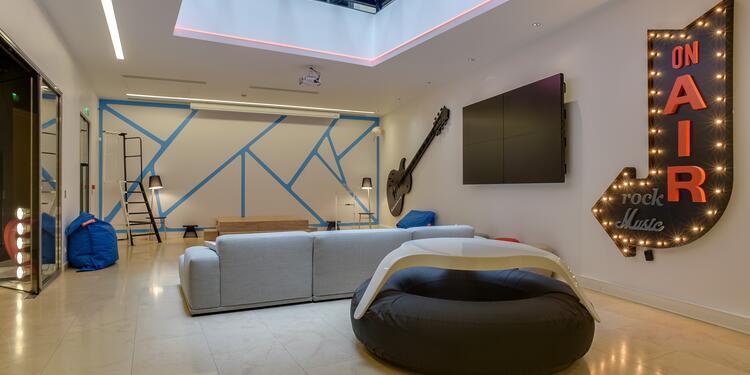 Blue Shaker : Creativ Lab, Salle de location Paris Parc de Monceau #0