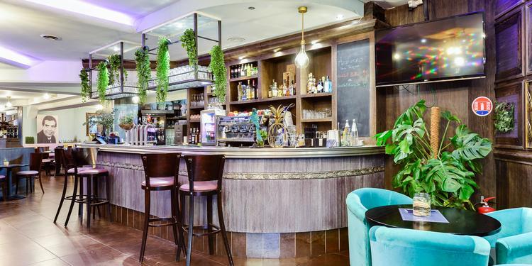 Azzurro Bistro, Bar Boulogne-Billancourt  #0