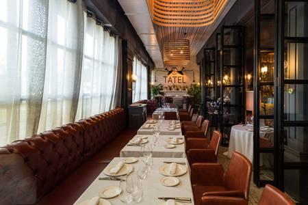Restaurante Tatel, Restaurante Madrid Salamanca #0