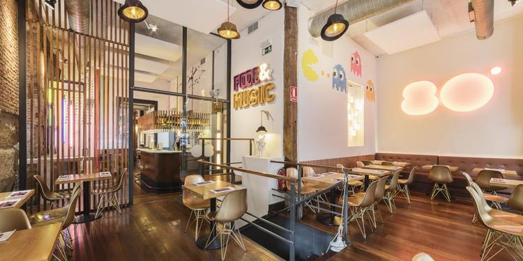 Ochenta Grados Madrid, Restaurante Madrid  #0