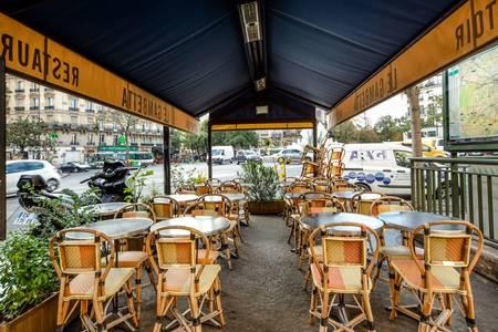 Le Gambetta, Bar Paris Gambetta #0