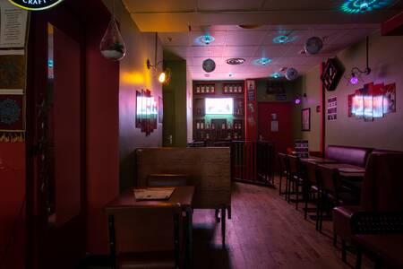 L'Everest, Bar Paris Etienne Marcel #0