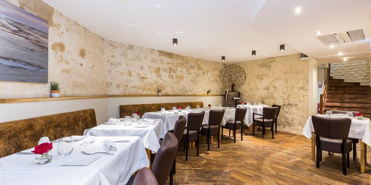 Pleine terre, Restaurant Paris George V  #0