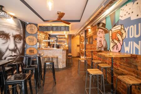Les Petites Saisons, Bar Paris Montmartre #0