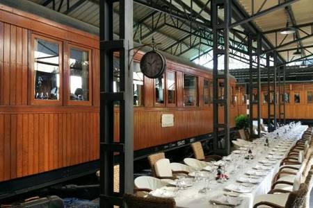 El vagón de Beni, Restaurante Hoyo de Manzanares  #0