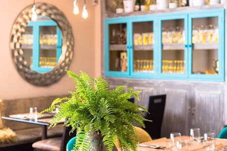 Rita Sibarita, Restaurante Madrid  #0