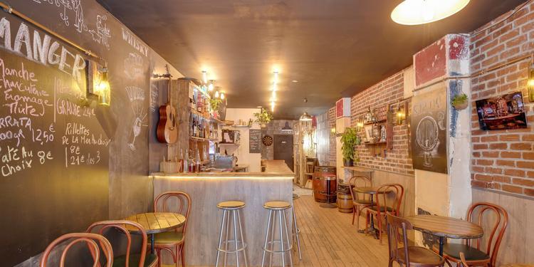 Le p'tit bouchon, Bar Paris Réaumur - Sébastopol #0