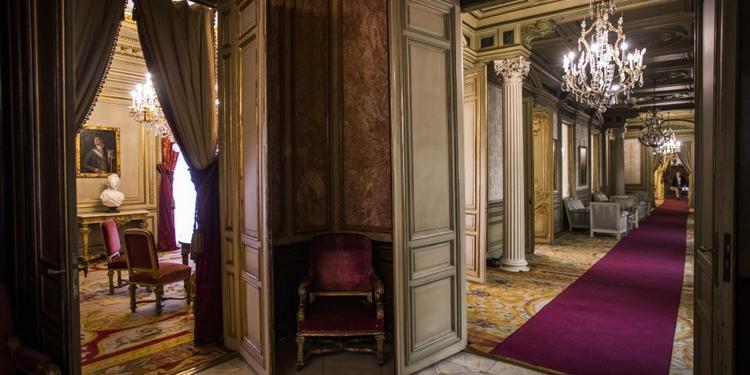 Palacio Fernán Núñez, Sala de alquiler Madrid  #0