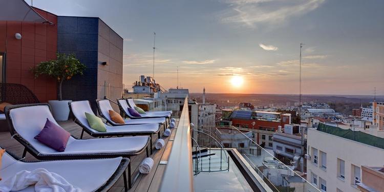 Hotel Indigo Madrid, Sala de alquiler Madrid  #0