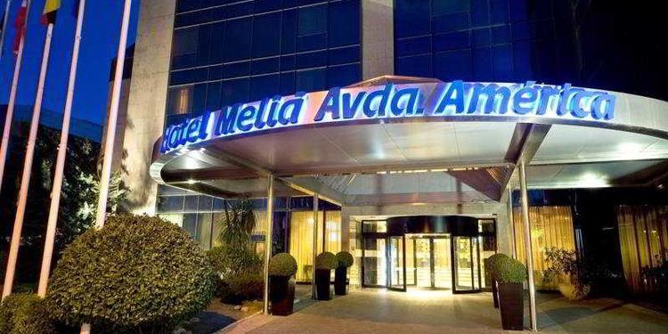 Hotel Meliá Avenida América, Sala de alquiler Madrid  #0