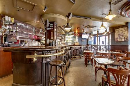 Le King Georges, Bar Paris Faubourg Montmartre #0
