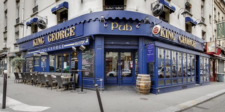 Le King Georges, Bar Paris Faubourg Montmartre #0