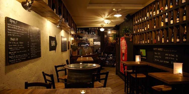 Rococo Boire & Manger, Bar Paris Chateau Rouge #0