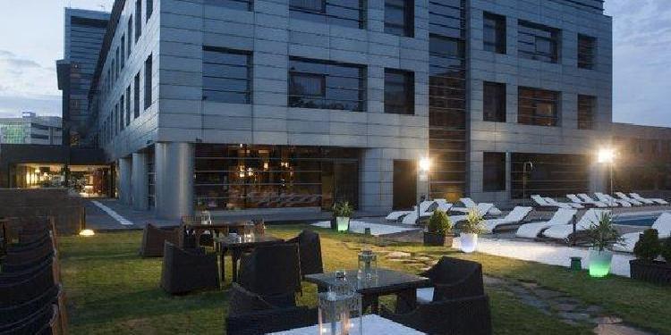 Hotel Nuevo Boston , Sala de alquiler Madrid  #0
