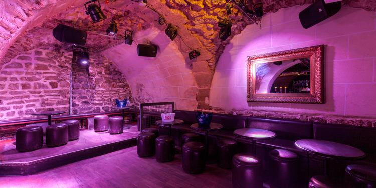 Le Cavern, Salle de location Paris Odéon #0