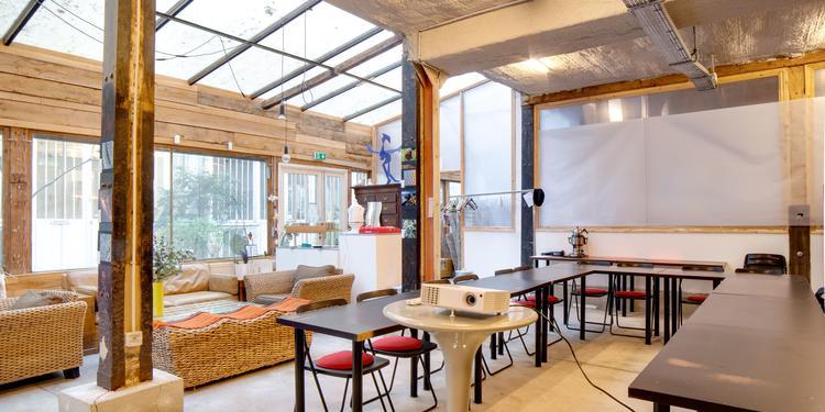Atelier fil rouge, Salle de location Paris Bastille #0