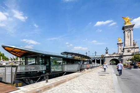 Le Quai Alexandre III, Salle de location Paris Invalides #0