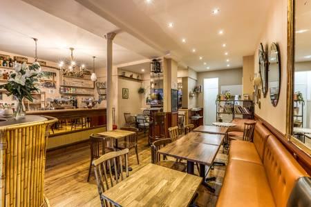 Le Voyageur, Bar Paris Parmentier #0