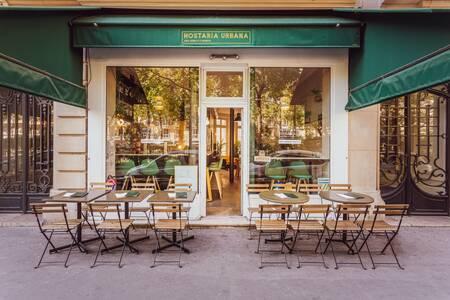 Hostaria Urbana, Bar Paris Ledru-Rollin #0