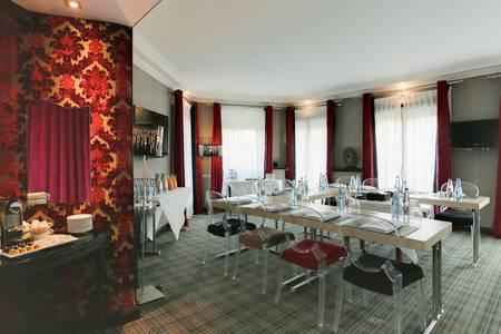 Hôtel Edouard 7 : Salon Sarah, Salle de location Paris  #0