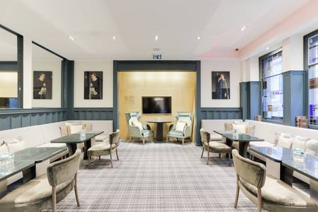 Hôtel Edouard 7 : Salon Lounge & bar, Salle de location Paris  #0